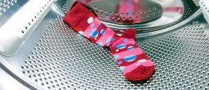no perder los calcetines en la lavadora